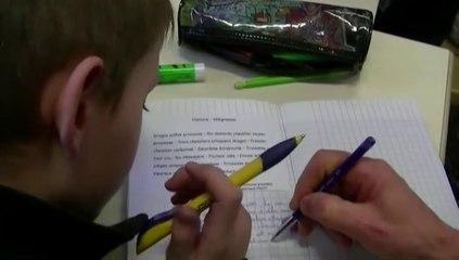 Ecrire : séance d'écriture en classe