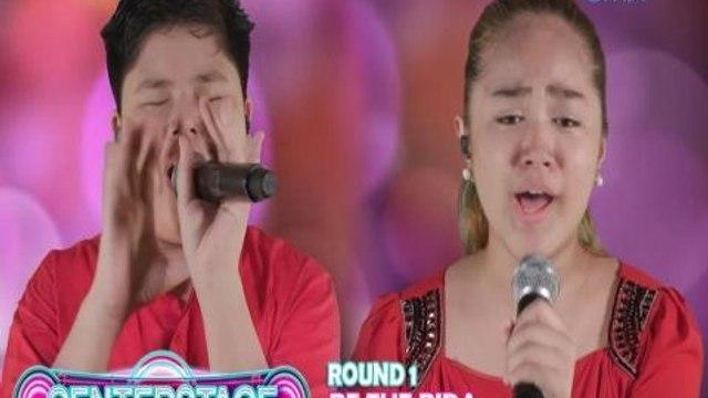Centerstage: Iggy Balisnomo vs Ahada Cleosala | Round 1