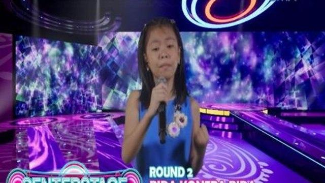 "Centerstage: 10-year-old bida kid's stunning performance of ""Tunay Na Mahal"" | Round 2"