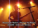 Housse de racket final tourcoing inrocks indie club