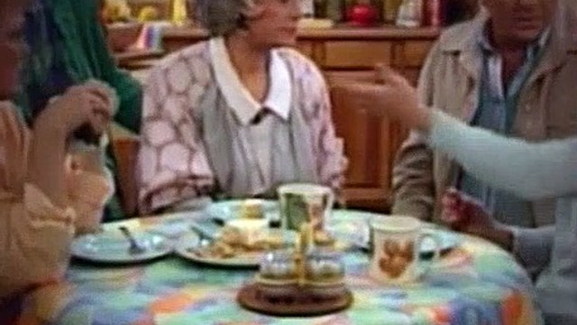 The Golden Girls Season 4 Episode 25,26 - We're Outta Here - Pt 1+2