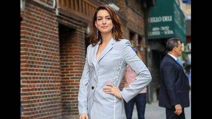✅  Anne Hathaway a failli ne jamais décrocher son rôle dans « Le Diable s'habille en Prada »