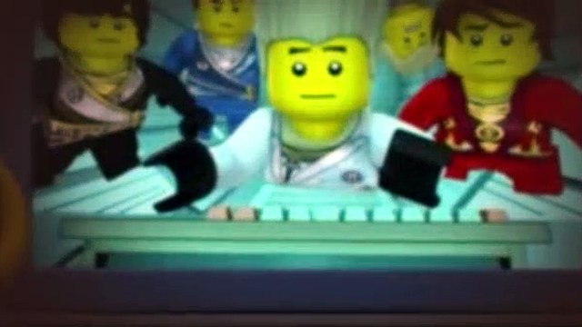 LEGO NinjaGo Masters Of Spinjitzu Season 3 Episode 7 The Void