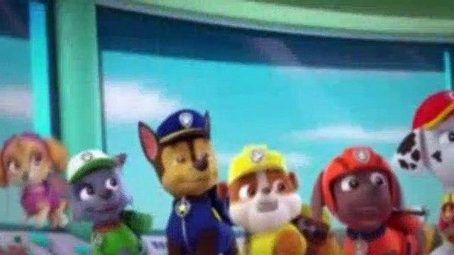 Paw Patrol Season 2 Episode 18 Pups Save A Basketball Game