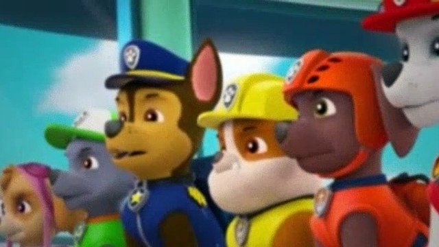 Paw Patrol Season 2 Episode 28 Pups Save The Fireworks