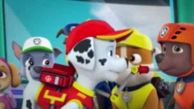 Paw Patrol Season 2 Episode 32 Pups Save A Sniffle