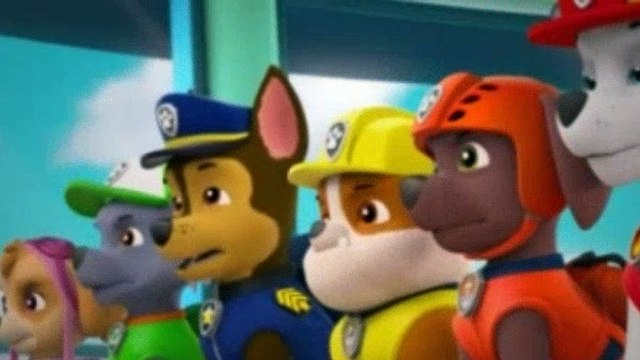 Paw Patrol Season 2 Episode 36 Pups Save The Mayors Race