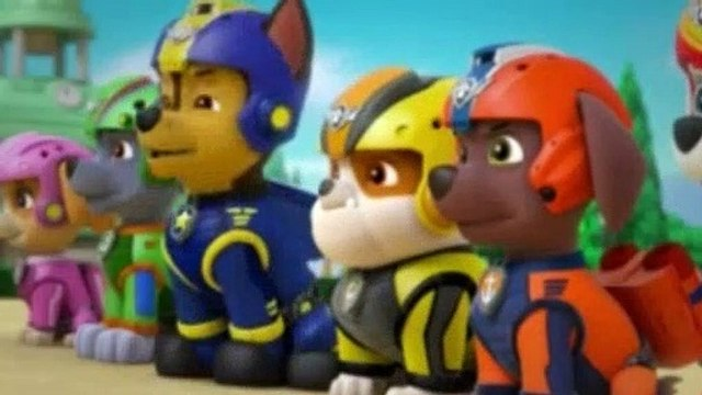 Paw Patrol Season 3 Episode 5 Air Pups NICK