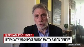 Marty Baron tackles misconceptions about Washington Post