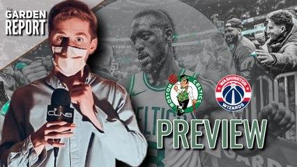 Celtics vs Wizards Preview