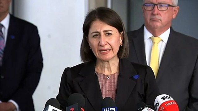 NSW Premier calls for more information on distribution of vaccines