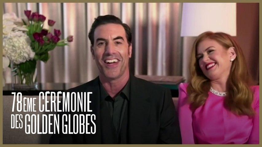 Borat 2 - Meilleur Film de Comédie - Golden Globes 2021