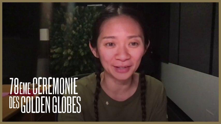 Nomadland remporte le prix du meilleur film (drame) - Golden Globes 2021