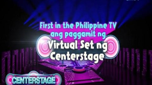 Centerstage: 'Centerstage,' ang pinaka-high tech na kids' singing competition sa Pilipinas!