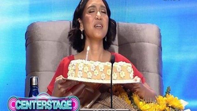 Centerstage: Happy Birthday, Aicelle Santos!