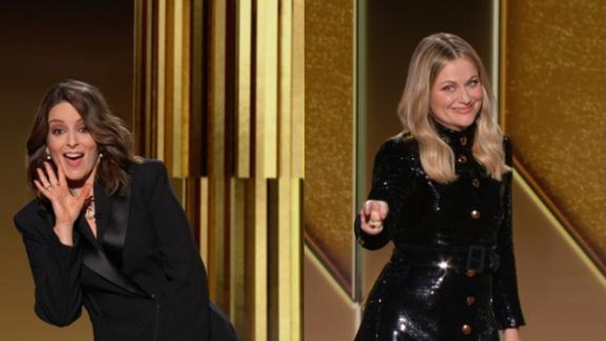 Highlights from the 2021 Golden Globes