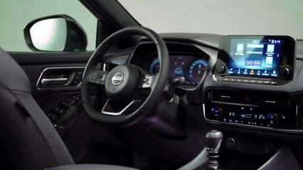 Der neue Nissan Qashqai - Weiterentwickeltes Fahrerassistenzsystem ProPILOT