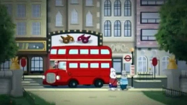 Max & Ruby Season 5 Episode 6 Max's Ride Max on Guard Ruby's Real Tea Party