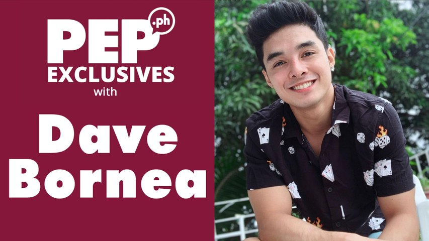 Dave Bornea talks about first intimate scenes with Babawiin Ko Ang Lahat co-star Pauline Mendoza | PEP Exclusives