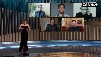 Un Golden Globe posthume pour Chadwick Boseman