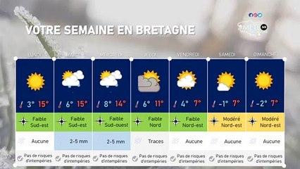 Illustration de l'actualité Votre semaine en Bretagne : direction hivernale