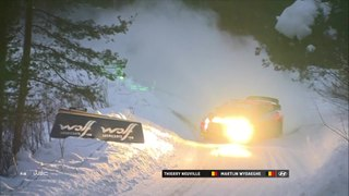 Highlights from WRC Rally Finland 2021