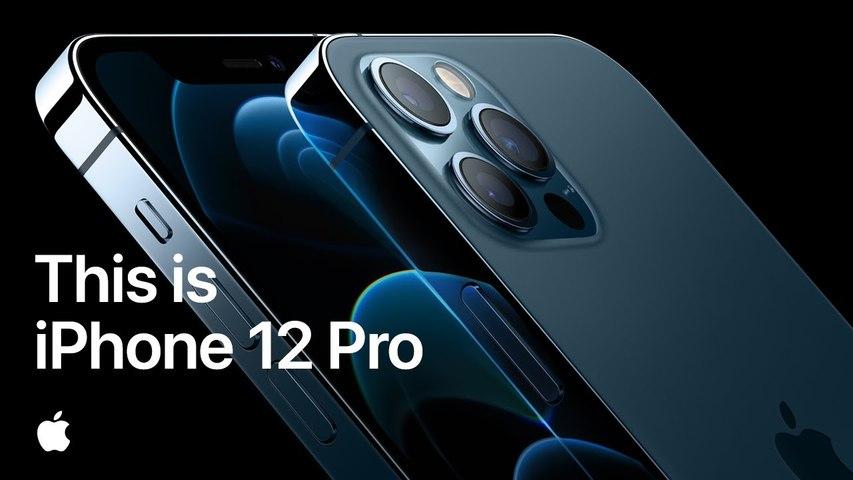 Esto es el iPhone 12 Pro: el iPhone más avanzado hasta la fecha