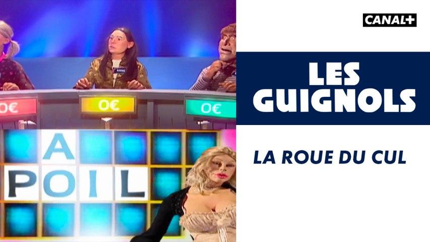 La roue du cul - Les Guignols - CANAL+