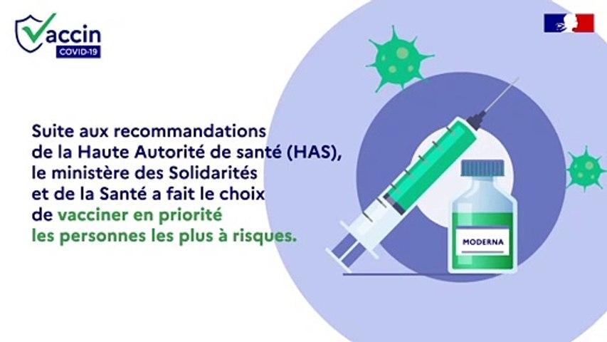 Vaccin Covid-19 - Comment est acheminé le vaccin Moderna vers les centres de vaccination ?