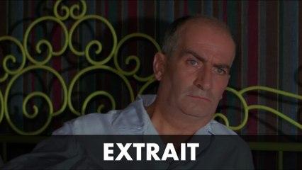 """LA GRANDE VADROUILLE - Extrait #2 -  """"Ronflements"""" - Louis de Funès"""