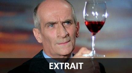 """L'AILE OU LA CUISSE - Extrait """"Le Vin, c'est la terre"""" - Louis de Funès / Coluche"""