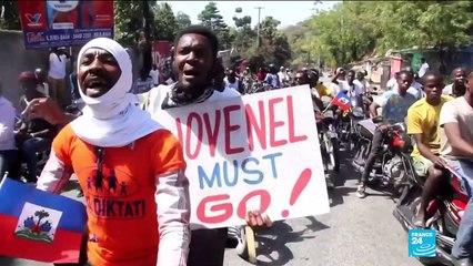 Crise politique en Haïti : des milliers de manifestants veulent le départ de Jovenel Moïse
