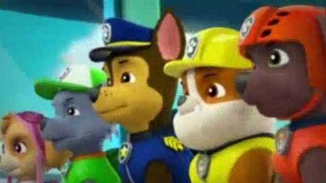 Paw Patrol Season 3 Episode 9 Pups Save Daring Danny X