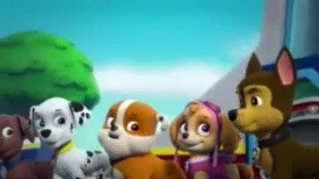 Paw Patrol Season 3 Episode 12 Pups Save The Paw Patroller Eng