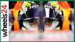 Sergio Perez discusses his Red Bull tenure and takes the RB16B for its first drive