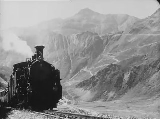 Le Rail à la conquête des cimes