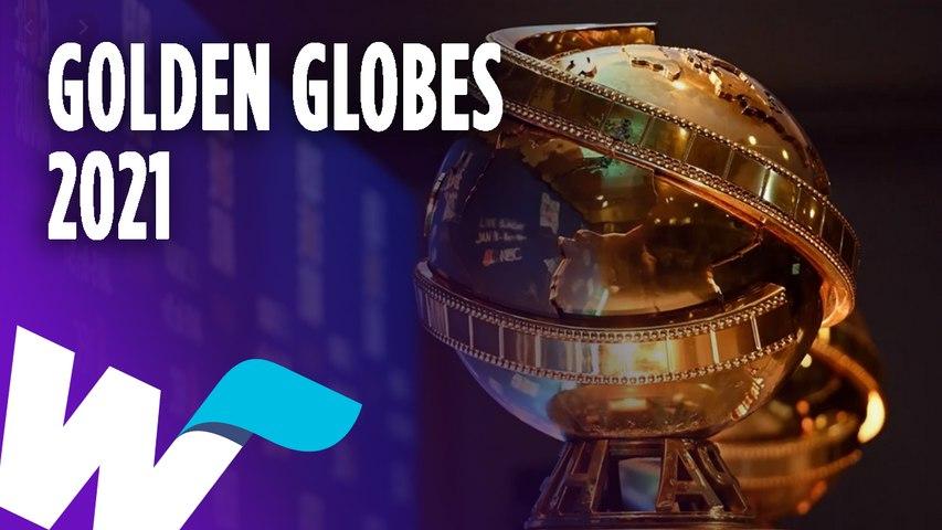 Estos son los ganadores de los Golden Globes 2021