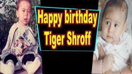 Ayesha Shroff wishes her darling son Tiger on birthday