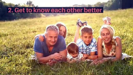 6 Benefits of Travelling with Family