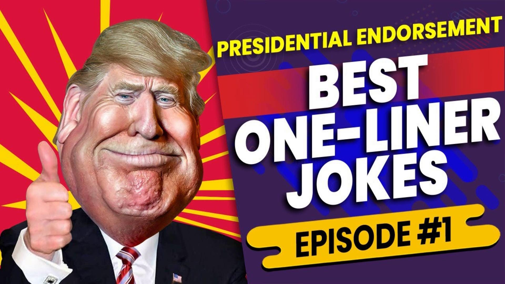 Donald Trump Jokes | Donald Trump Comedy | Donald Trump Humor | Donald Trump Funniest Jokes