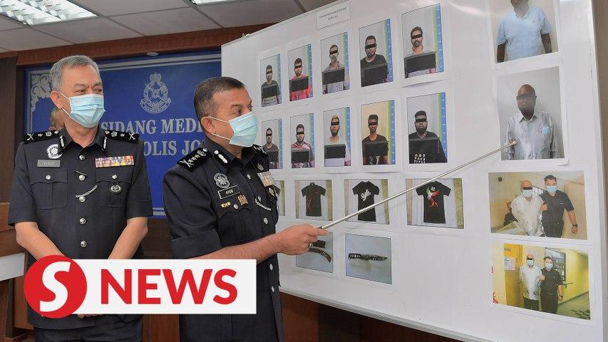 'Datuk Seri Robin Hood' nabbed for extortion