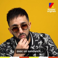 """Niro : """"Premier sandwich, indigestion directement. On n'était pas bons dans le dosage"""""""