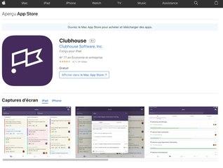 Réseau social : Clubhouse, le nouveau phénomène basé sur l'audio en direct