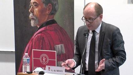 """""""La fiscalité des SPIC"""", Arnaud de BISSY, Professeur, UT1 Capitole _IMH_22-01-21_100ansELOKA_13"""