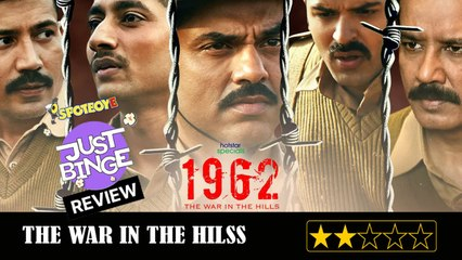 The War in The Hills Review | Abhay Deol | Mahie Gill | Akash Thosar
