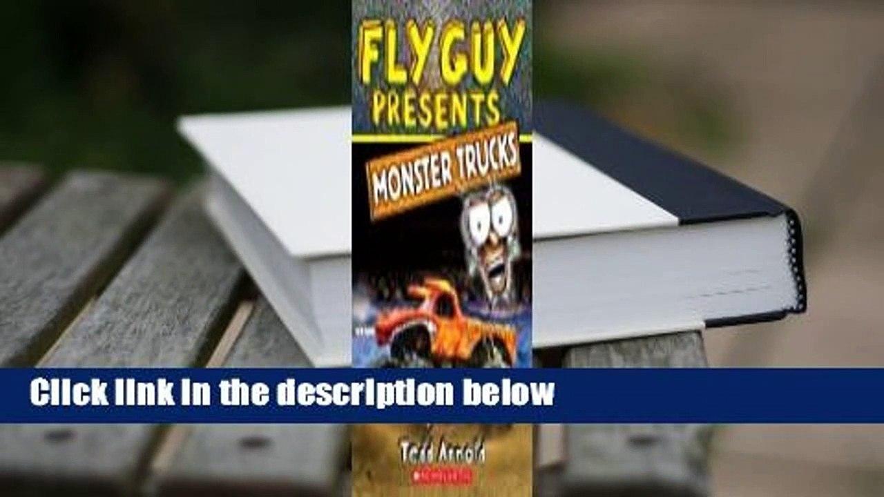 Fly Guy Presents: Monster Trucks (Scholastic Reader, Level ...