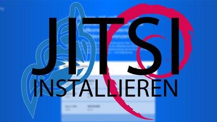 [TUT] Jitsi Meet installieren [4K   DE]