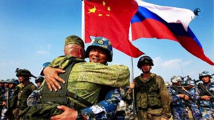 روسيا والصين   هل تحالفا سرا ؟
