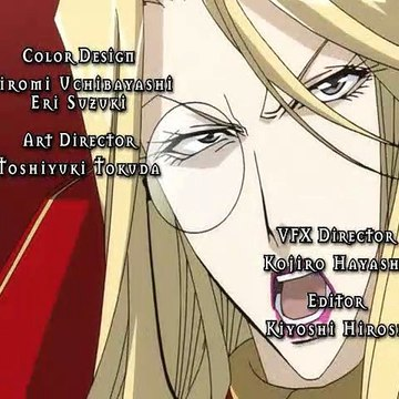 Trinity Blood ITA Ep.6 - Sword Dancer