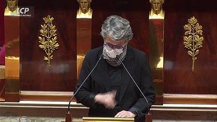 Laurence Dumont (Socialistes et apparentés) annonce le vote favorable de son groupe sur le projet de loi relatif au développement solidaire